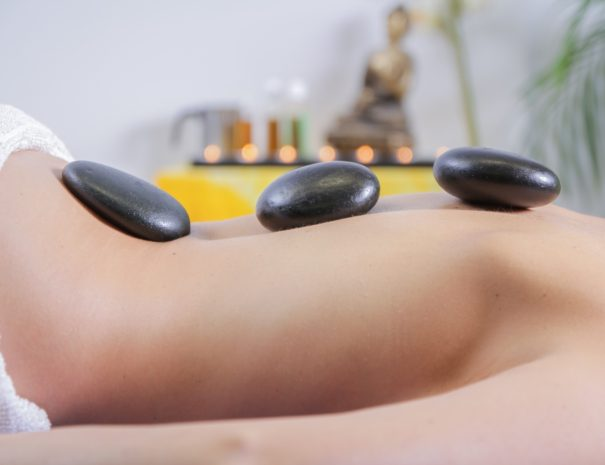 Hot Stone Therapy Softouch Spa