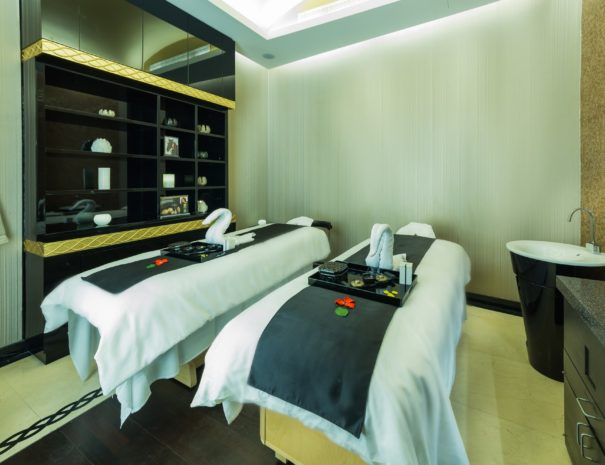Softouc Spa Treatment Room at Maison Mall Street Hotel Dubai