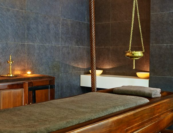 Softouch Ayurveda at Ra Wellness Le Meridien Barcelone, Spain