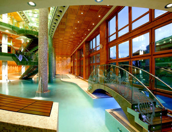 Softouch Ayurveda at Sport Wellness Mountain Spa Hermitage Andorra, Europe