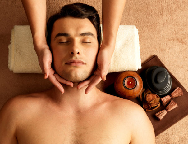 Softouch Spa Mens Treatement